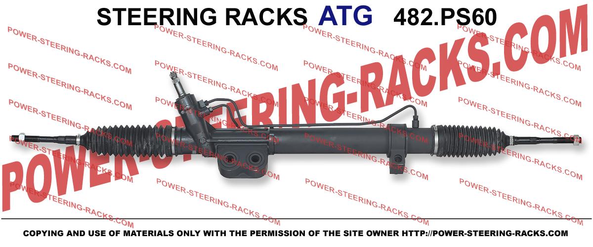 {:en}Steering rack for NISSAN ARMADA (A60), NISSAN TITAN, INFINITI QX56, OEM 490017S000,49001ZC20A,49001ZH30A,49001ZH50A